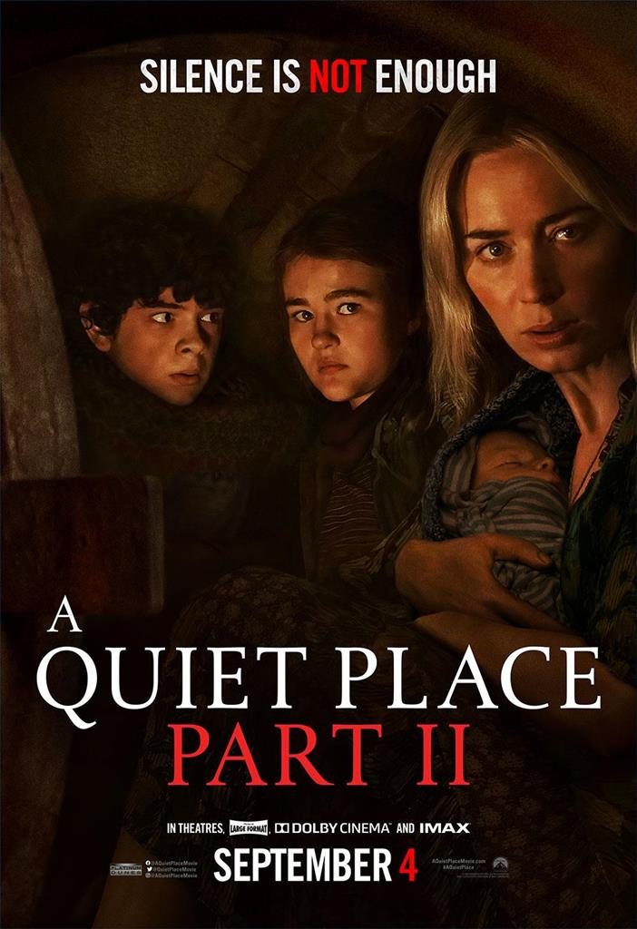 A Quiet Place 2 FULL movie
